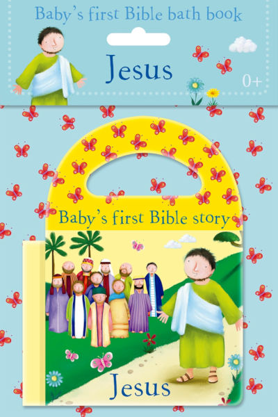 BATH BOOK BIBLE: JESUS | Speshirl Agencies